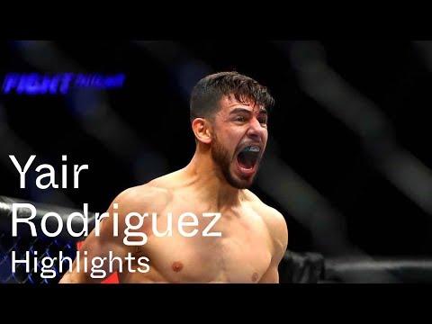 Yair Rodríguez Highlights - New Generation