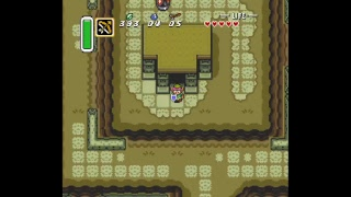 The Legend of Zelda ALTTP - Rekta elsendo #1- Esperanto