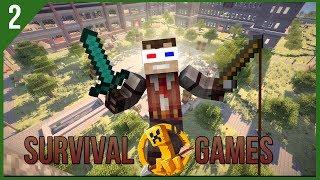 Minecraft Survival Games [EP : 02] | Riješio nas donor. :]