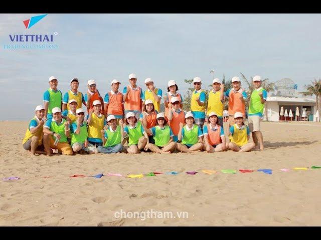 Việt Thái teambuilding và tất niên 2017 vui nhộn