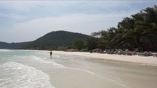 Phu Quoc Dream Sao Beach Vietnam 2014