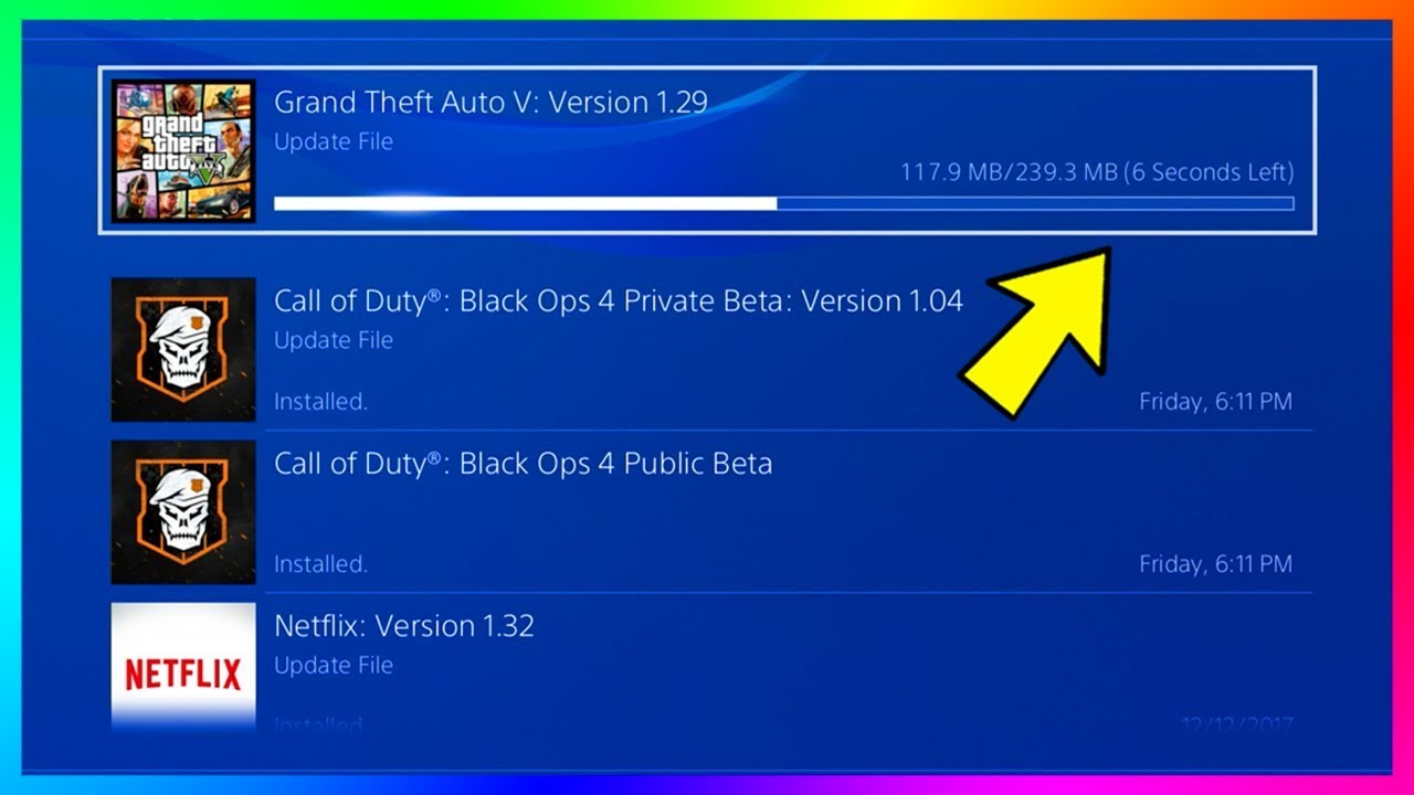 GTA 5 Gets A NEW Update On Playstation 4! (Version 1 29)