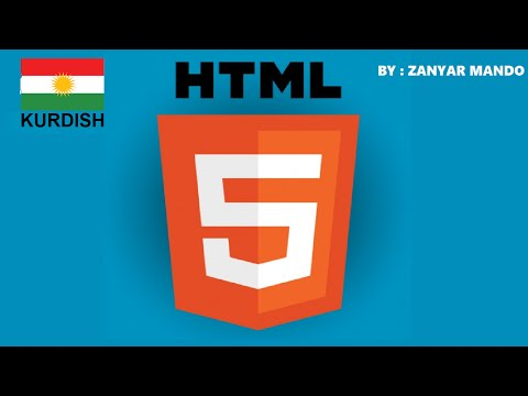 HTML Tutorial for Beginners [KURDISH]