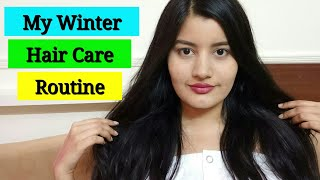 My Winter Hair Care Routine - Reduce Excessive Hairfall After Shampooing || St.Botanica