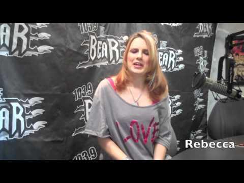 WRBR Rock Girl 2012 Contestant: Rebecca