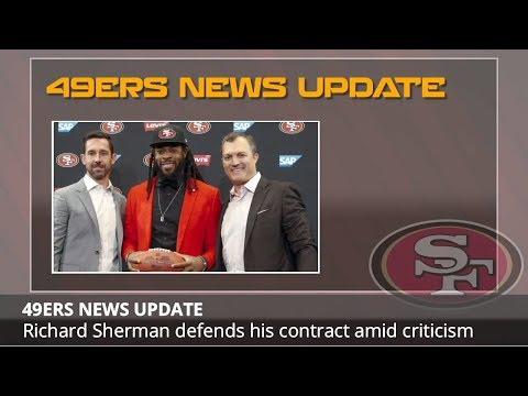 49ers News And Rumors: Interest In Allen Hurns, Sherman Defends Contract, & Shanahan Wanted Cousins