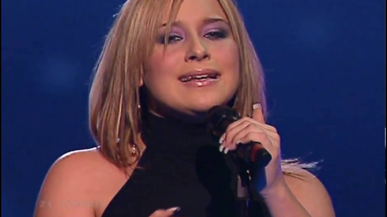 Lisa Andreas Stronger Every Minute Cyprus eurovision 2004