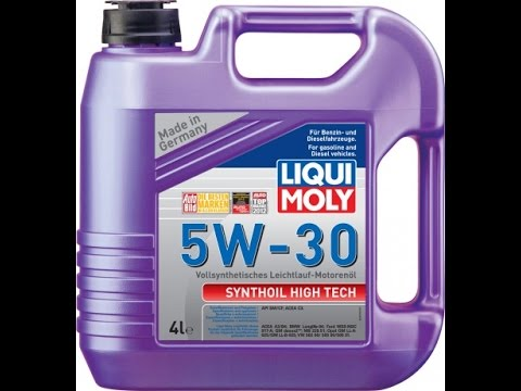 liqui moly synthoil high tech 5w 30. Black Bedroom Furniture Sets. Home Design Ideas
