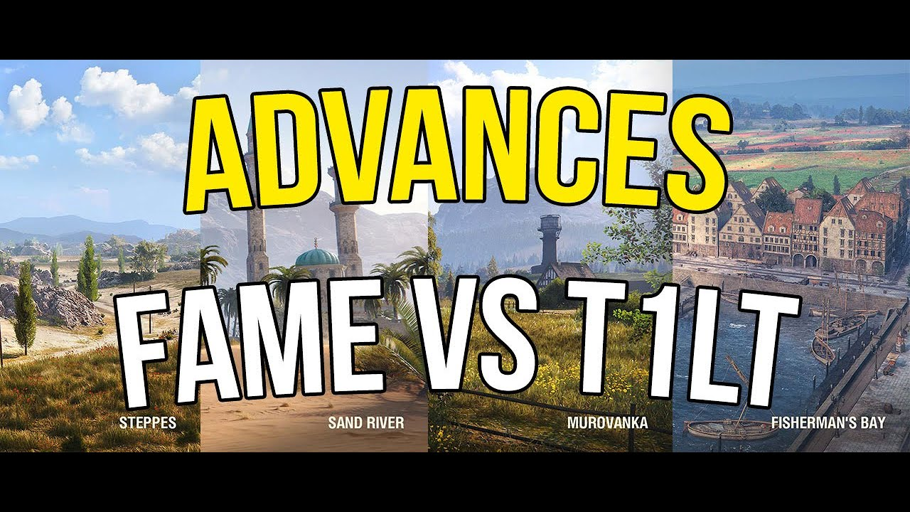 FAME vs T1LT ~ Yes, you read that right... FAME!