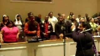 """""""I Shall Wear A Crown"""" (MTSU Gospel Choir, GOP)"""