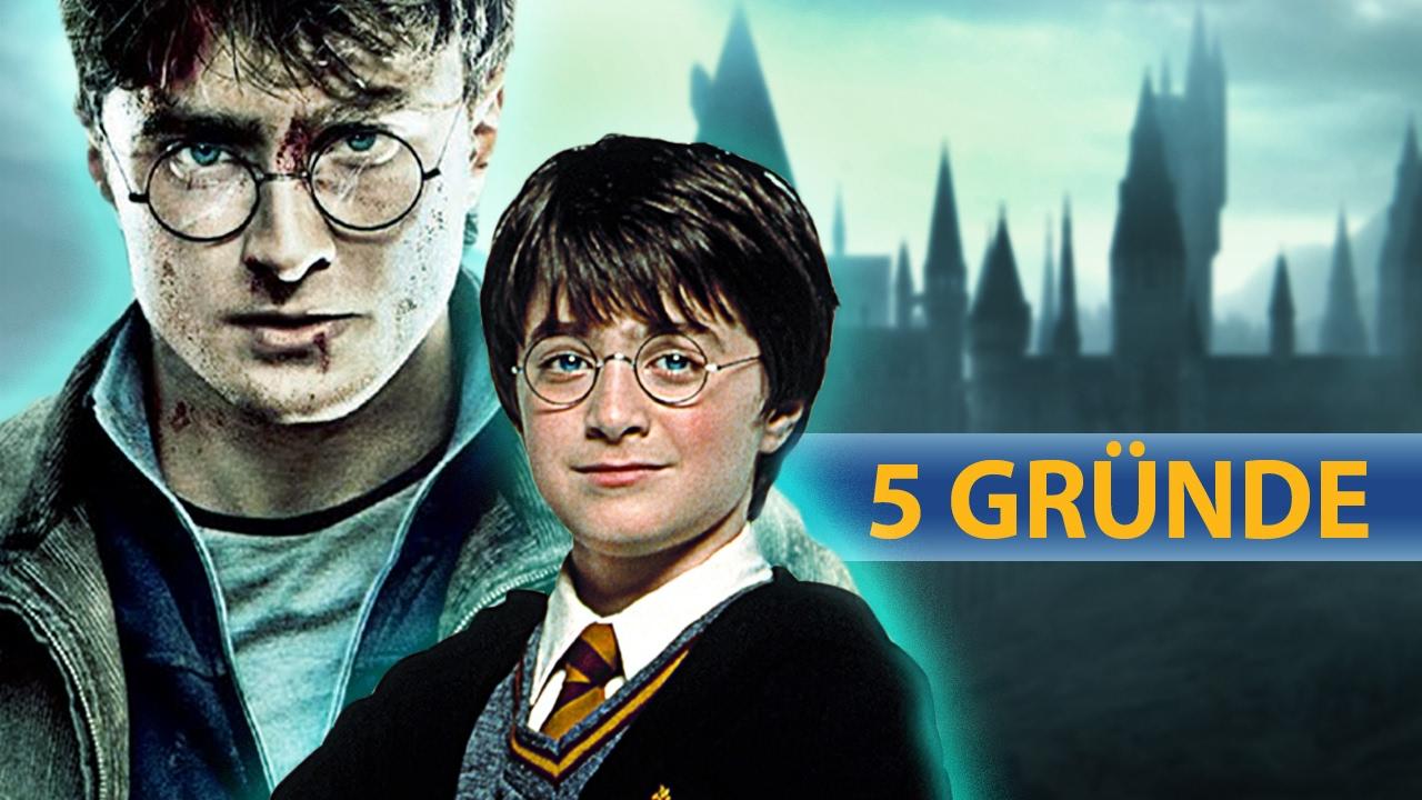 Warum Ihr Alle Harry Potter Filme Nochmal Gucken Solltet 5 Grunde Youtube