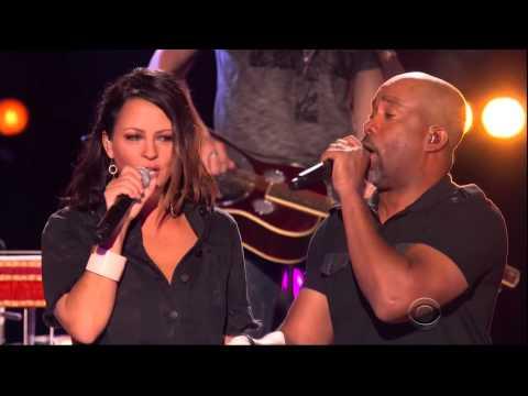 Sara Evans & Darius Rucker - Hotter Than A Pepper Sprout - 5/16/2015