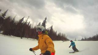 16 feet of fresh powder: skiing and snowboarding in Newfoundland and Labrador