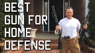 Best Gun for Home Defense | Tactical Rifleman