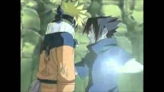 Naruto Vs Sasuke [ Skillet Comatose ]