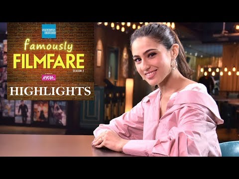 Candid Conversation with Sara Ali Khan | Sara Ali Khan Interview | Famously Filmfare S2