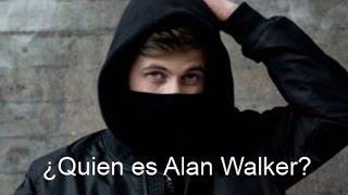 La Historia de Alan Walker (Poca Informacion y Dos Tracks son Fake)
