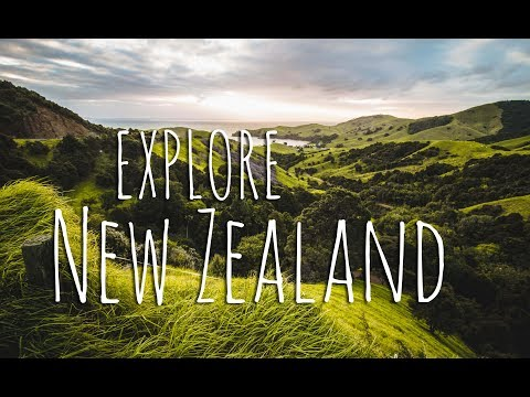 Explore NEW ZEALAND in 2 minutes