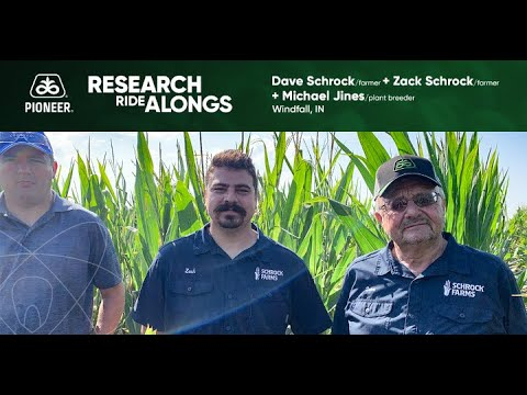 Using Genetic Markers To Produce Corn Hybrids Of The Future: Research Ride Along | Windfall, IN