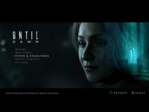 Until Dawn  BOOM! Butterfly Effect Part One