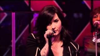 Demi Lovato - Heart Attack (Live with Kelly and Michael)
