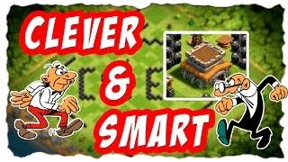 CLEVER & SMART - ODER WAS? | Clash of Clans | Let´s Play COC | [German Deutsch]