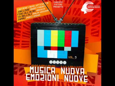 RITMO DE VIDA - ZAMPO & NIKO Feat FABRIZIO FATTORI - MUSICA NUOVA EMOZIONI NUOVE Vol. 5.