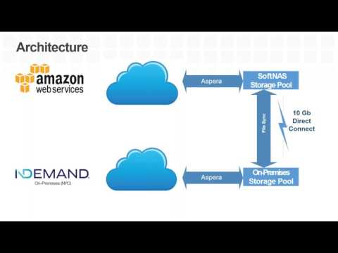 How a Top Media Distributor Built a Cloud NAS on AWS