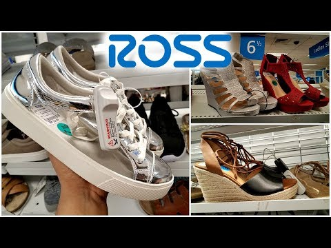 Shop With ME ROSS CLEAR SHOES ALDO PUMA HEELS SHOE WALK THROUGH 2018
