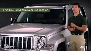 2012 Jeep Liberty Product Presentation Hartford CT.mp4