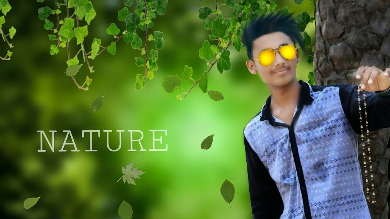 Nature Lover Photo Editing Hdr Dslr Blur Forest Photo