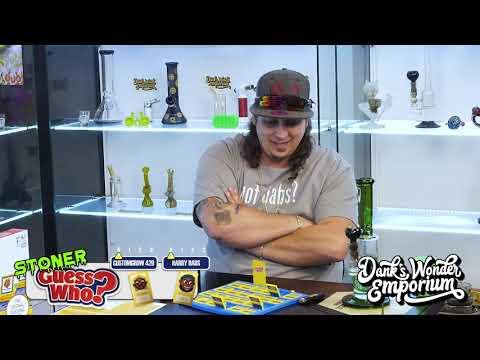 STONER GUESS WHO!!! (STONER GAMES)