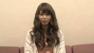 勇希ちゃんからの地震、放送休止、イベント中止に関するコメントです。