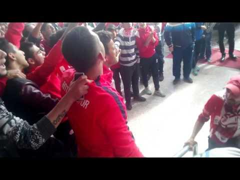 Antalyaspor Eskişehir deplasmanı SAMSUNA GONDERME 😂😊