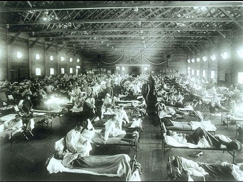 1918 Flu Pandemic Trailer YouTube