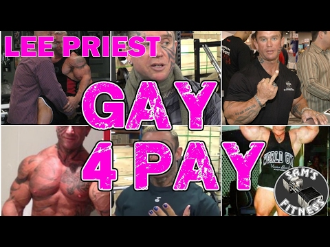 LEE PRIEST EXPOSED IN GAY 4 PAY PHOTOS!!!