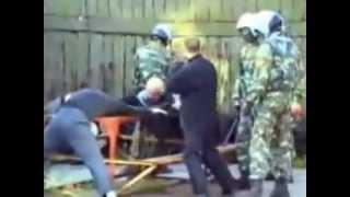 ロシア 刑務所 - 打つこと