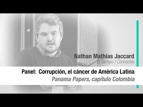 Corrupción, el cáncer de América Latina / Panama Papers