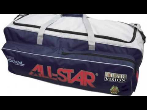 Allstar Pro Catcher Team Equipment Bag BBPRO2 - YouTube 320b94765f