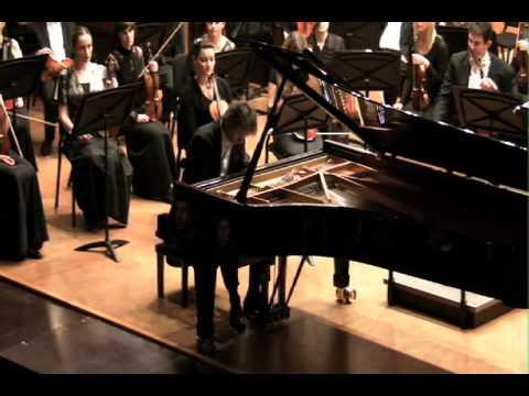 Bernd Glemser, piano - encore