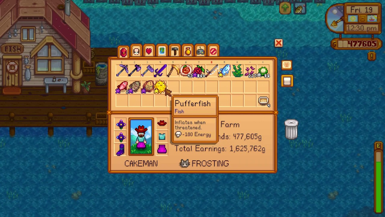 How To Get A Pufferfish In Stardew Valley Youtube Many people on the steam discussion boards, official stardew valley forums, and stardew valley subreddit flippantly dismiss the joja route as go joja if. how to get a pufferfish in stardew valley