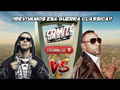 Daddy Yankee Vs Don Omar (Tiraeras Completas) - QUIEN GANO? - Analisis Live 🔴
