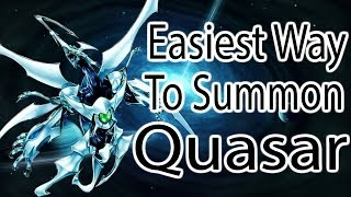 Yugioh Combos - Easiest Way To Summon A Quasar October 2013 (Making a Quasar Only with 3 Cards)