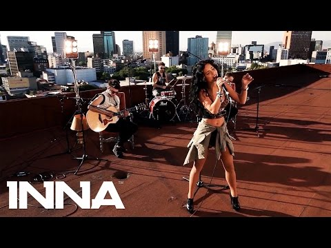 INNA - Tu si Eu | Rock the Roof @ Mexico City