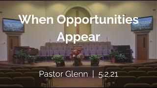 Shiloh Baptist Church - April 25 Service