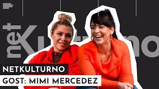 Mimi Mercedez: Folk i rep su muzika naroda!  | NETKULTURNO | S01E20