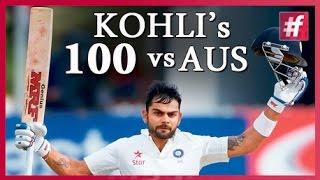 #fame cricket - Virat's Century against Australia 2014 - World Cup 2015 Post Review