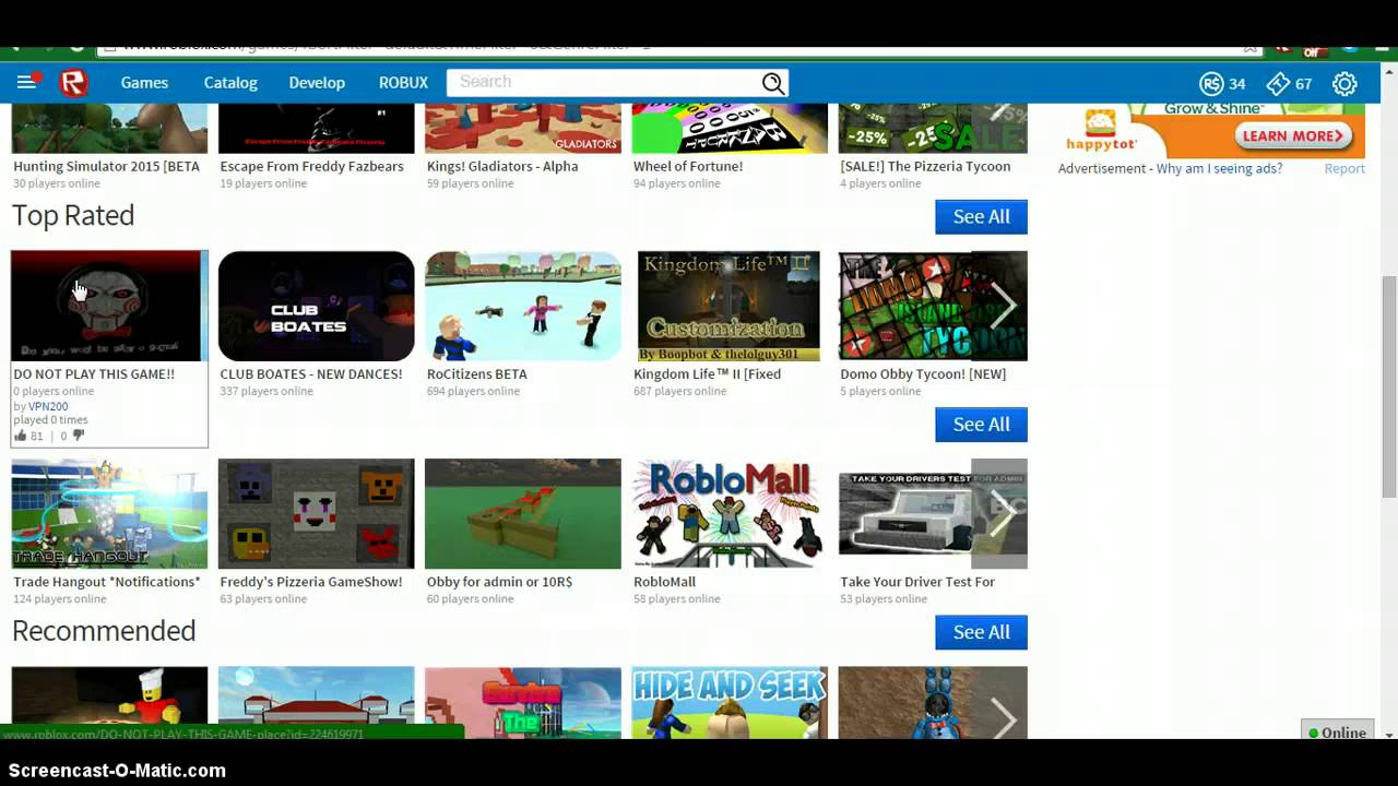 How To Make A Front Page Game On Roblox - How To Get Your Own Game On The Front Page On Roblox Youtube