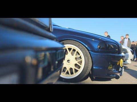 2018 BMW season opening in Vilnius city