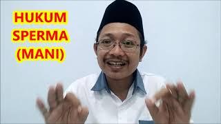 HUKUM ISLAM TENTANG AIR MANI
